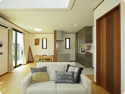 長く快適に暮らせる長期優良住宅イメージ