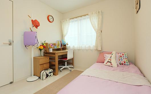 ギャラリー画像:勉強がはかどる子供部屋