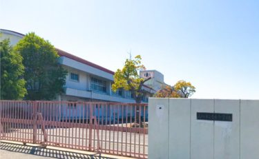 香東中学校