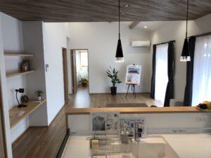 ドリームタウン大野3 3号地モデルハウス 室内画像